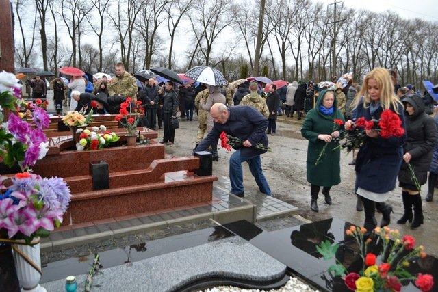 Кам'янчани вшанували пам'ять загиблих героїв, фото-8