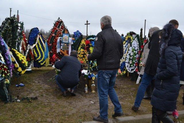 Кам'янчани вшанували пам'ять загиблих героїв, фото-7