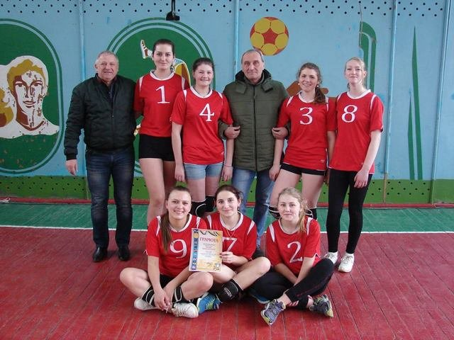 Команда ПДАТУ виборола призові місця на змаганнях із волейболу, фото-1