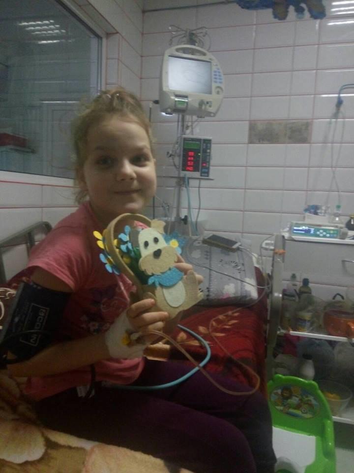 Померла семирічна кам'янчанка, якій збирали кошти на пересадку серця, фото-1