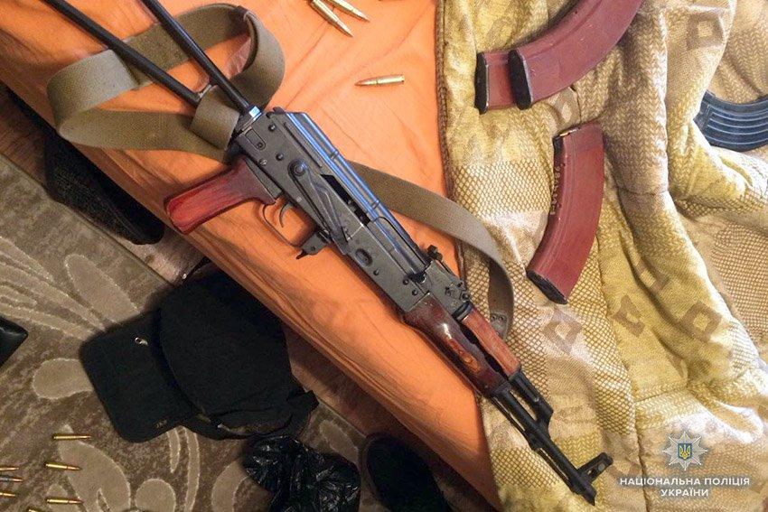 На Хмельниччині виготовляли та продавали зброю, фото-5