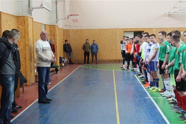Футбольні матчі між студентами кам'янецьких коледжів, фото-2