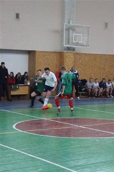 Футбольні матчі між студентами кам'янецьких коледжів, фото-1