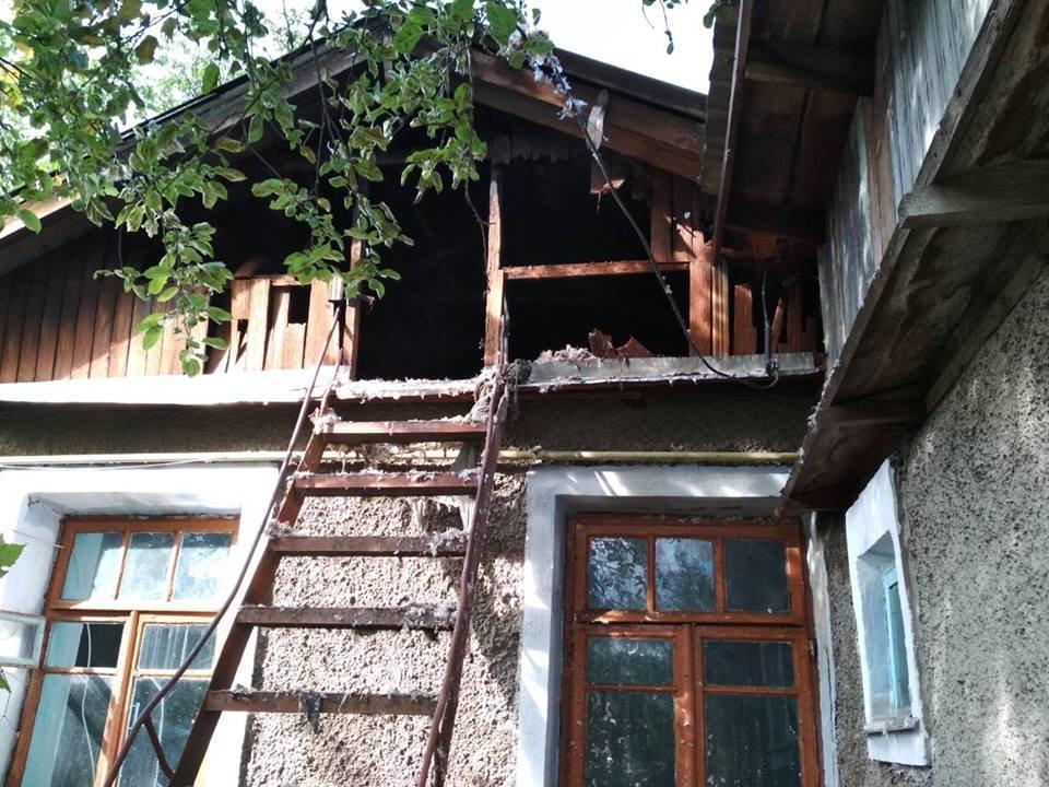 Необережне поводження з вогнем спричинило пожежу у Кам'янці-Подільському, фото-5