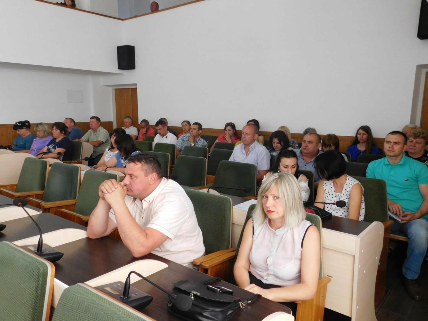На засіданні колегії райдержадміністрації доповіли про проведення весняно-польових робіт в районі, фото-2