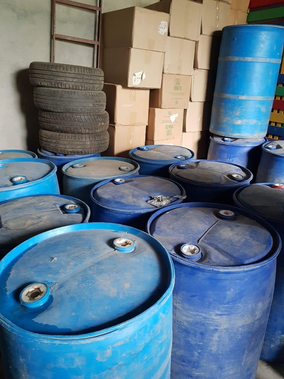У Кам'янці прокуратура викрила підпільний цех з виготовлення алкоголю, фото-1