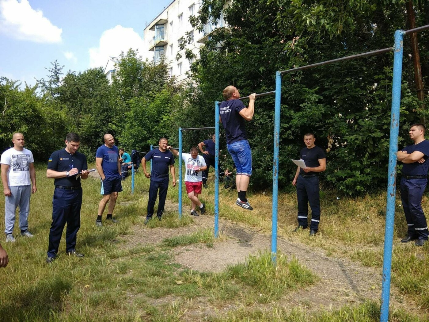 Кам'янецькі рятувальники екзамен на профпридатність пройшли на відмінно, фото-4