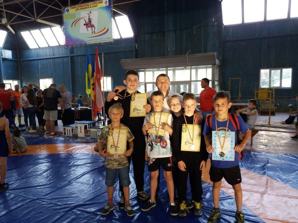 Кам'янчани здобули перемогу в Міжнародному турнірі з вільної боротьби, фото-1