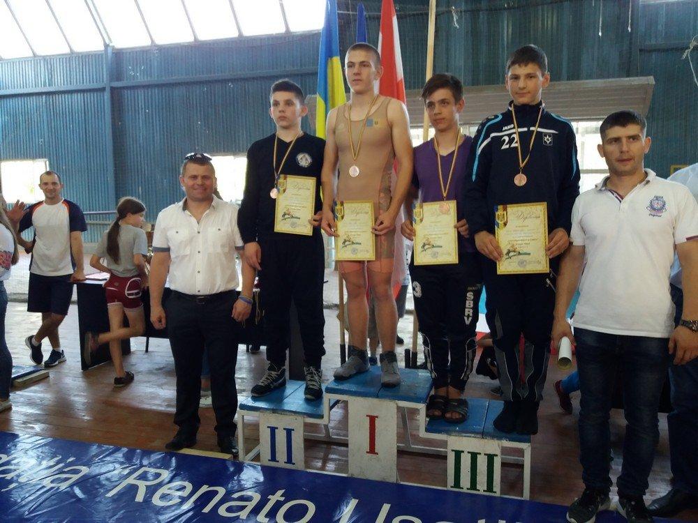 Кам'янчани здобули перемогу в Міжнародному турнірі з вільної боротьби, фото-2