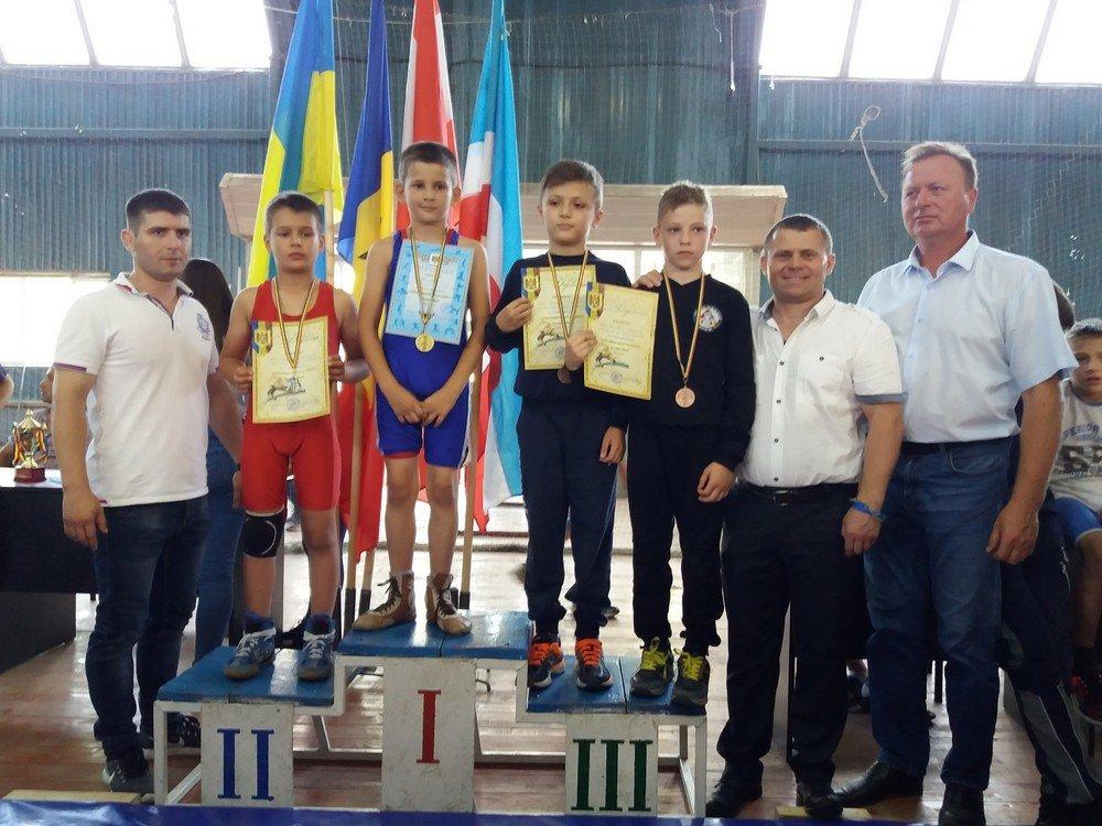Кам'янчани здобули перемогу в Міжнародному турнірі з вільної боротьби, фото-3