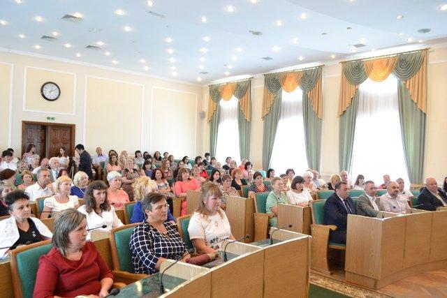 В міській раді відбулися урочистості до Дня медичного працівника, фото-15