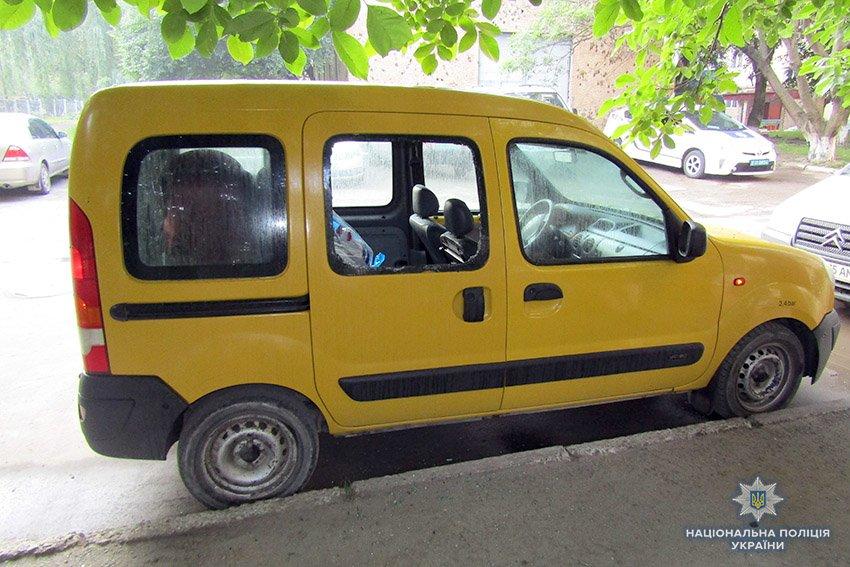 Кам'янецькі поліцейські затримали чоловіка, який грабував і підпалював автівки, фото-2