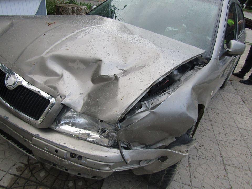 У Кам'янці сталось дві ДТП: є постраждалі, фото-2