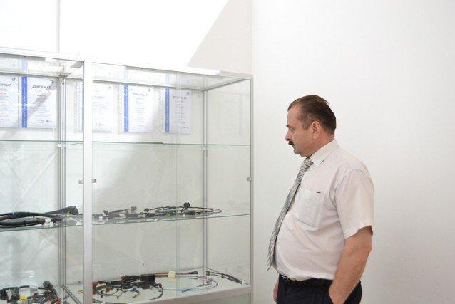 """У Кам'янці на """"Преттль Кабелі"""" відбулася зустріч підприємців області, фото-1"""
