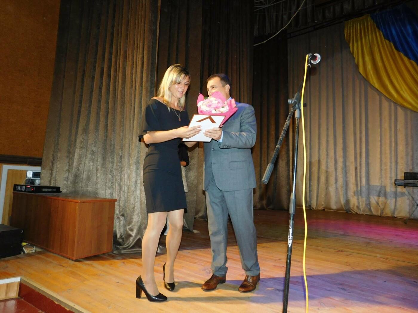"""У """"Розмаї"""" вітали державних службовців Кам'янець-Подільського району, фото-3"""