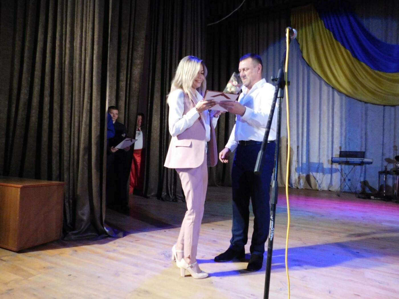 """У """"Розмаї"""" вітали державних службовців Кам'янець-Подільського району, фото-8"""