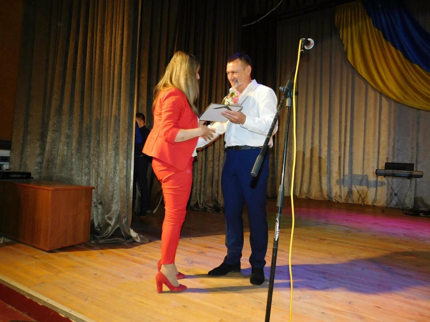 """У """"Розмаї"""" вітали державних службовців Кам'янець-Подільського району, фото-10"""