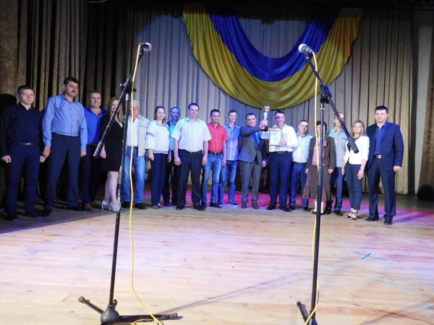"""У """"Розмаї"""" вітали державних службовців Кам'янець-Подільського району, фото-11"""