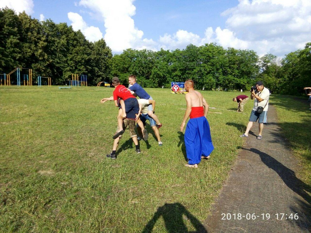 """Кам'янецькі школярі представили місто на обласному етапі гри """"Сокіл"""", фото-4"""