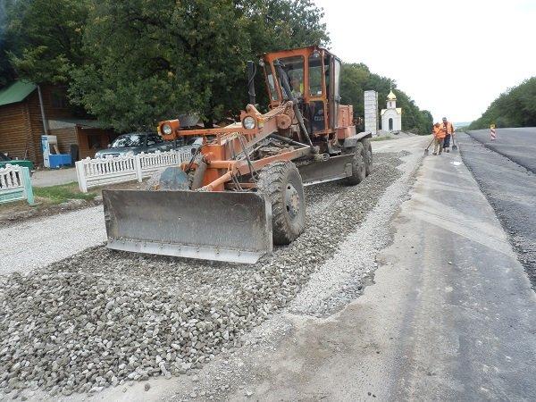 """На """"Тещиному язику"""" завершилося будівництво майданчика для зважування вантажівок, фото-2"""