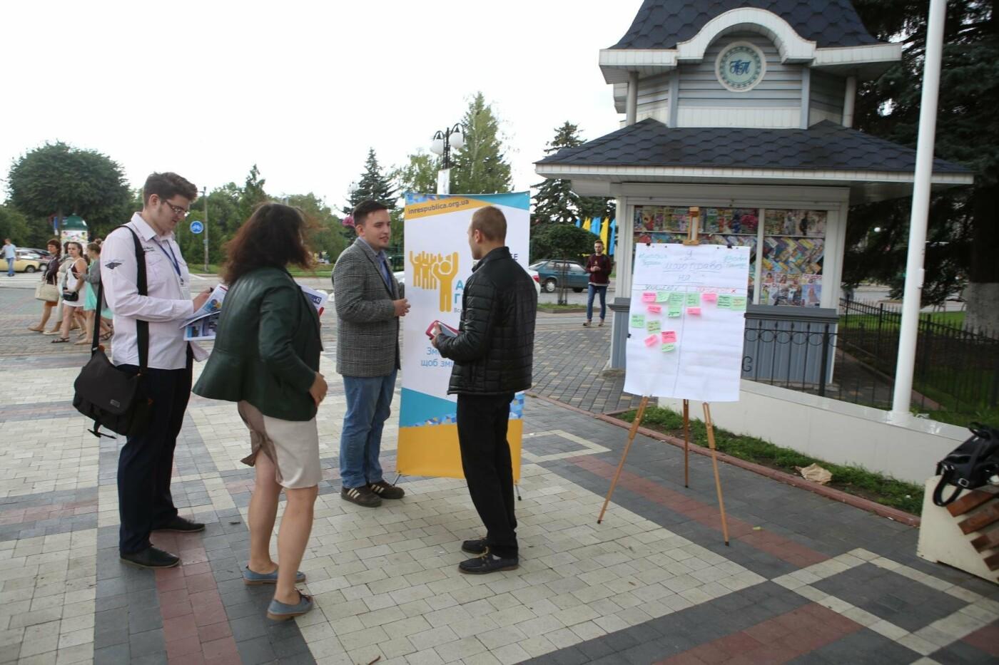 Кам'янчан перевірили на знання власних прав, фото-5