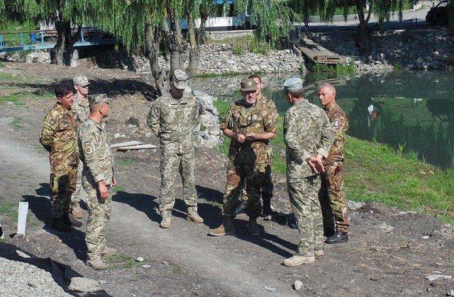Італійські військові відвідали Кам'янець-Подільський Центр розмінування, фото-2