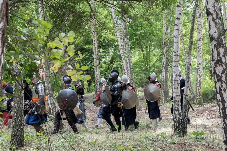 Кам'янецькі музейники повернулися з Гданська, де брали участь в реконструкторській битві, фото-5
