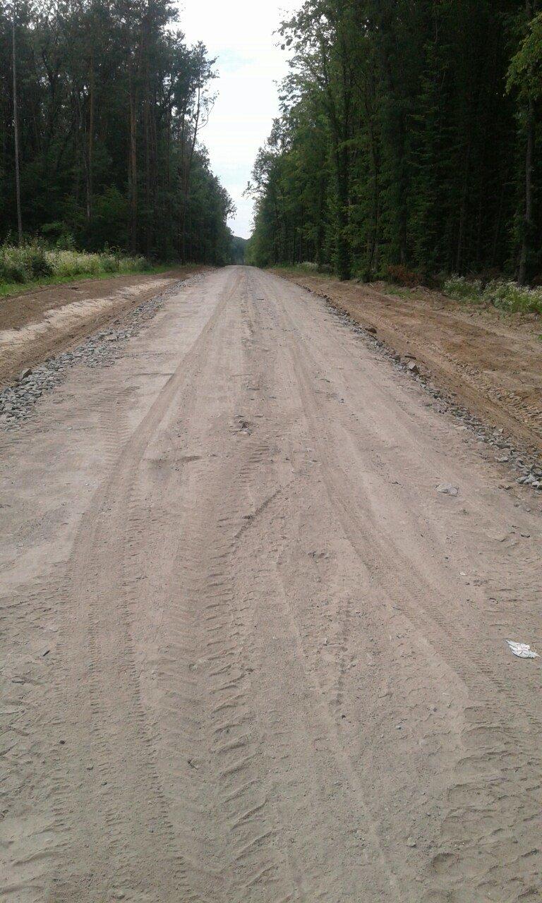 На Хмельниччині ремонтують лісові дороги, фото-2