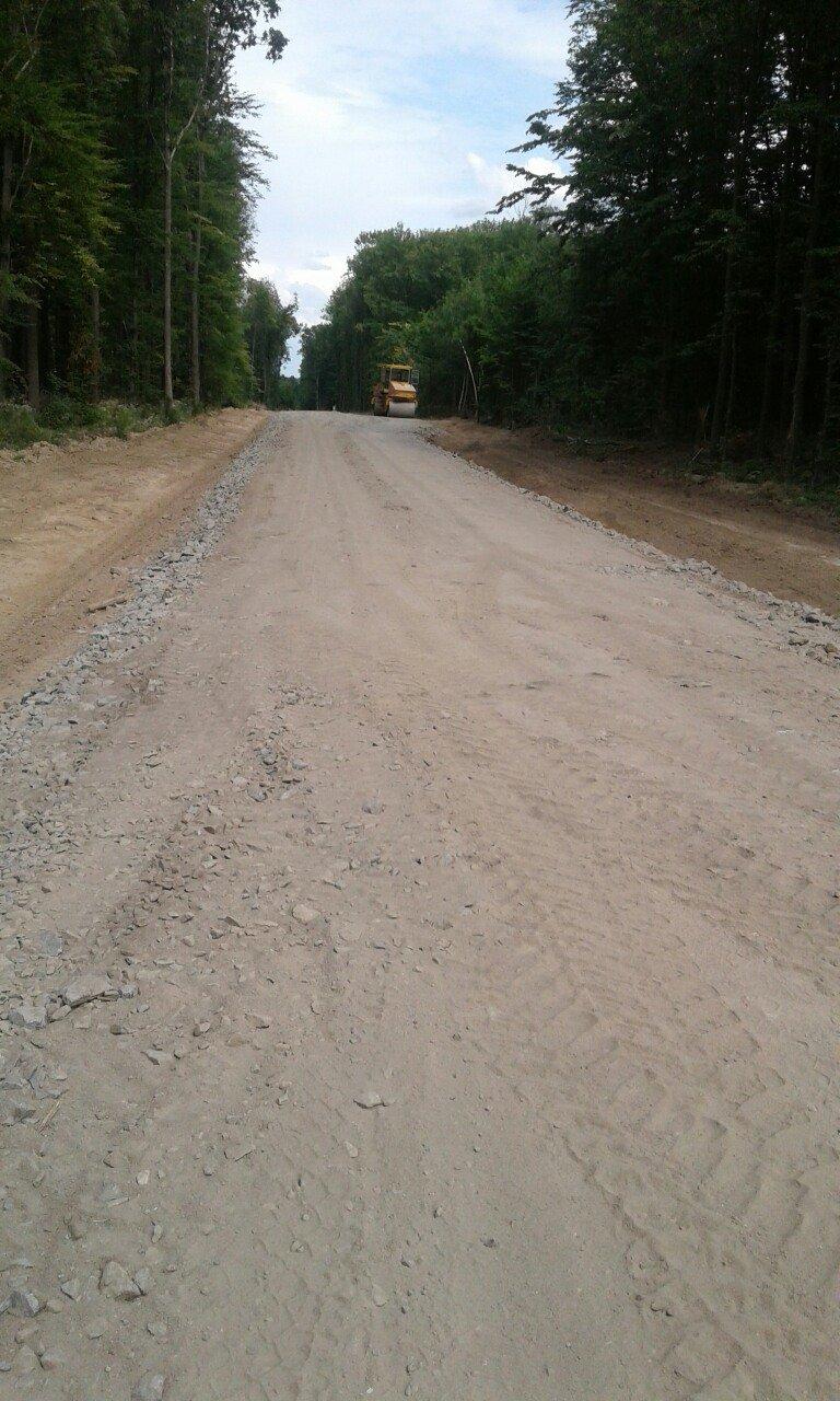 На Хмельниччині ремонтують лісові дороги, фото-4