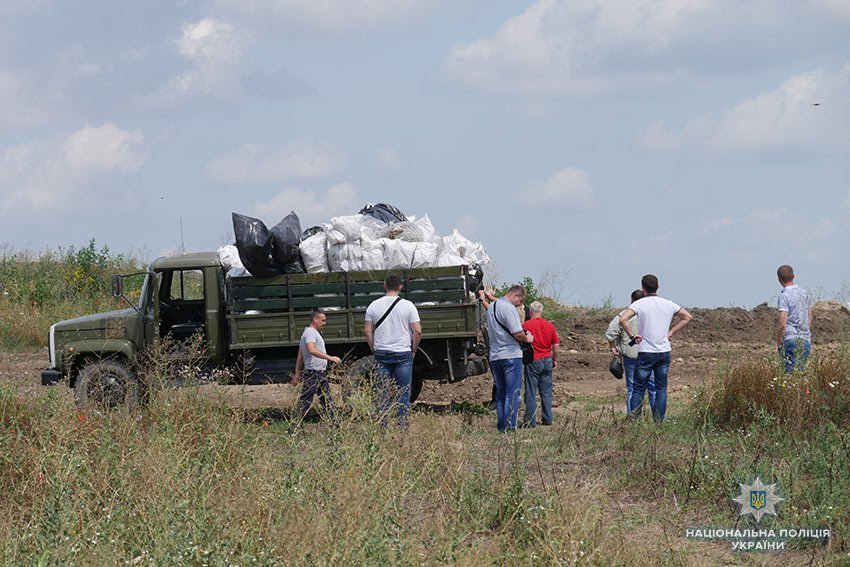 На Хмельниччині знищили понад півтори тони наркотиків на 2,5 мільйонів гривень, фото-1