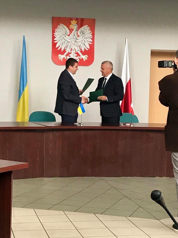 Податковий коледж підписав договір про співпрацю із польський містом Влодави, фото-2