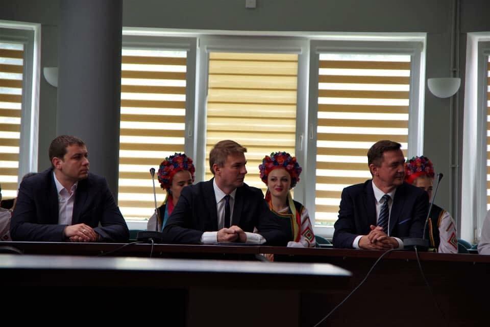 Податковий коледж підписав договір про співпрацю із польський містом Влодави, фото-1