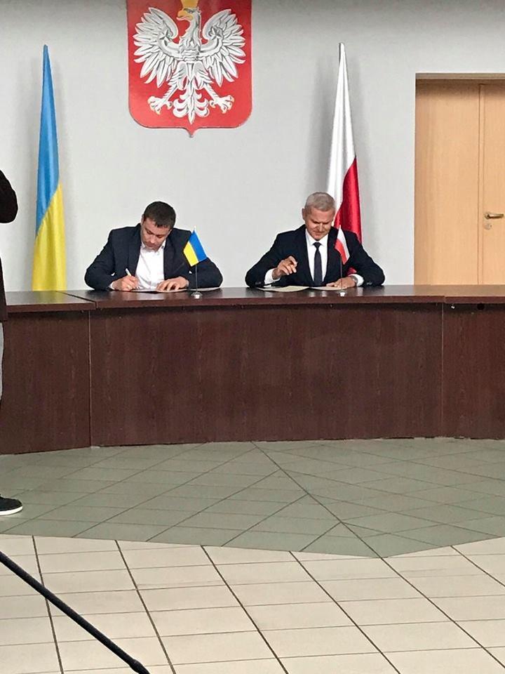 Податковий коледж підписав договір про співпрацю із польський містом Влодави, фото-3