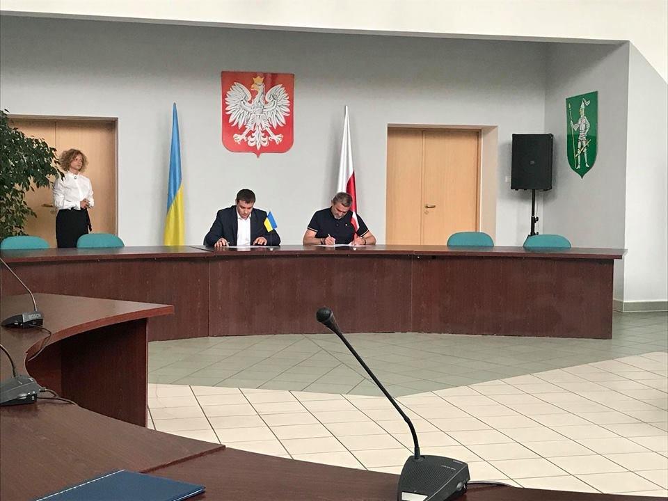 Податковий коледж підписав договір про співпрацю із польський містом Влодави, фото-4