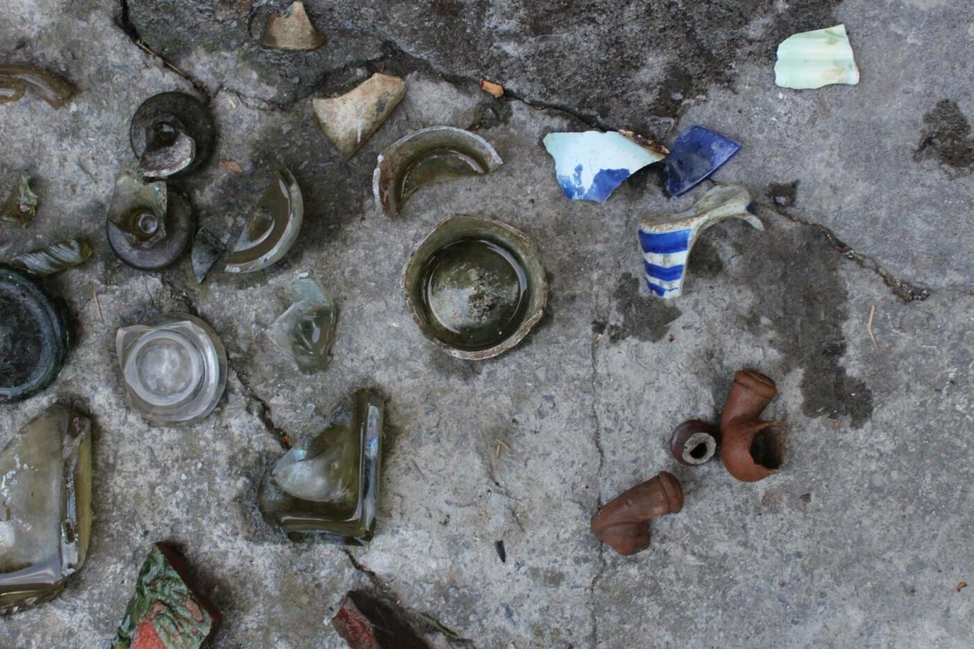 Археологи прозвітували про результати експедиції по вулиці Довгій, фото-5