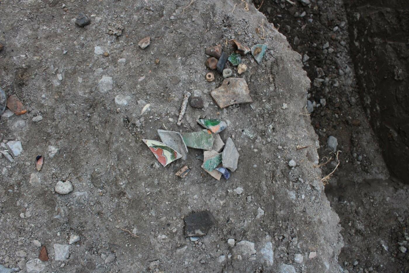 Археологи прозвітували про результати експедиції по вулиці Довгій, фото-11