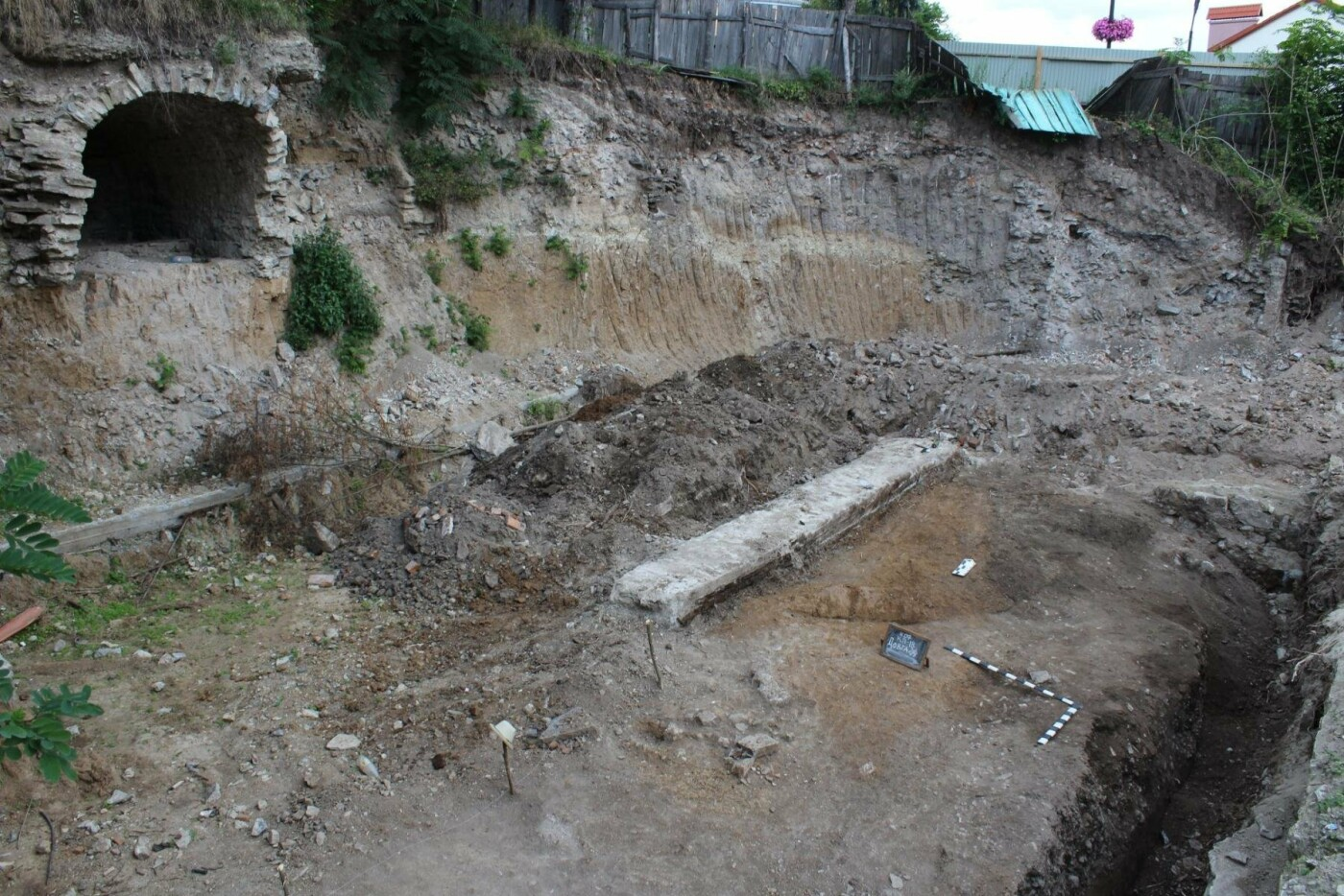 Археологи прозвітували про результати експедиції по вулиці Довгій, фото-9