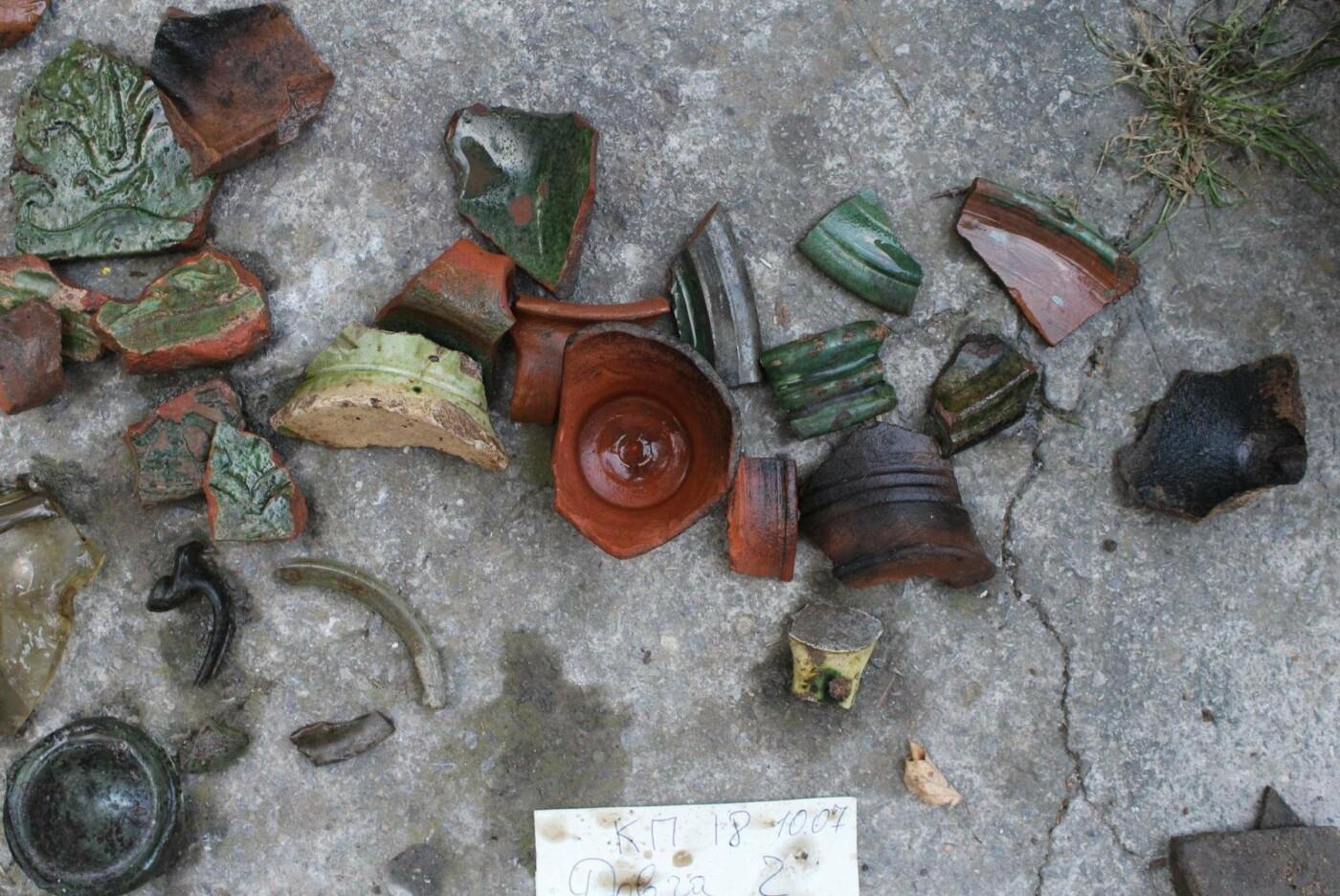 Археологи прозвітували про результати експедиції по вулиці Довгій, фото-7