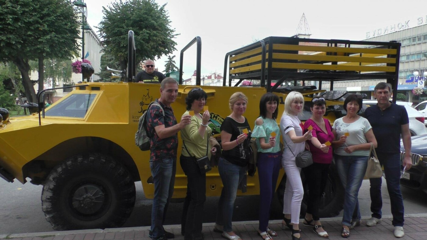Представники зі всієї України вивчали розвиток туризму у Кам'янці, фото-4