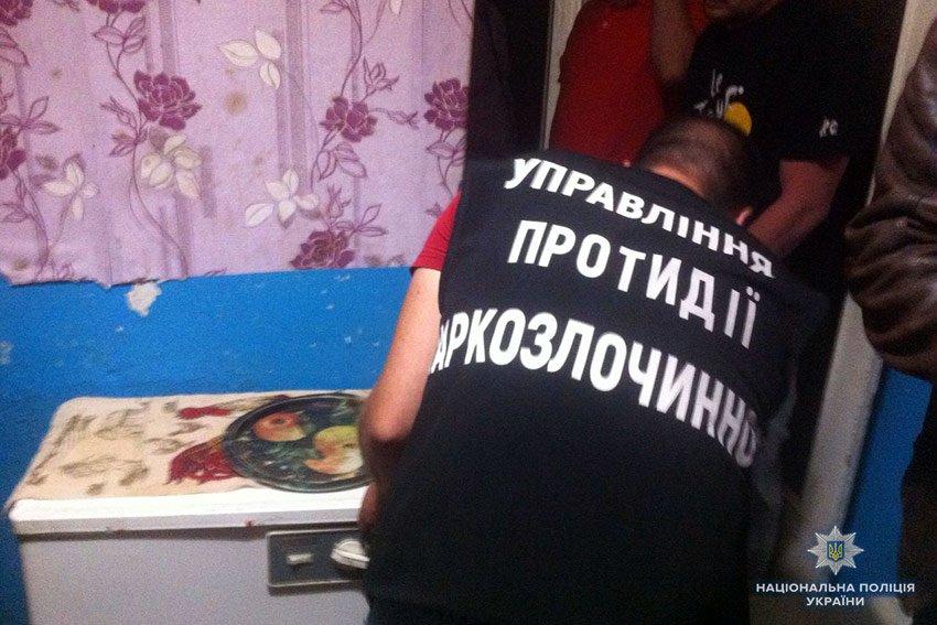 У Кам'янці затримали наркоторговця, фото-1