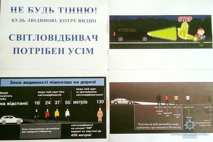 """""""Не будь тінню!"""" профілактична акція від молодіжного руху """"ХОМА"""", фото-2"""
