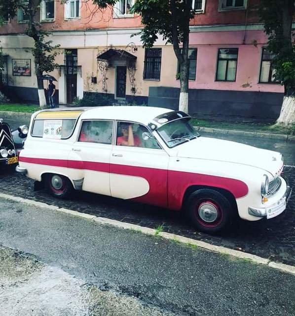 Кам'янець запрошує на масштабну виставку ретро-автомобілів, фото-4