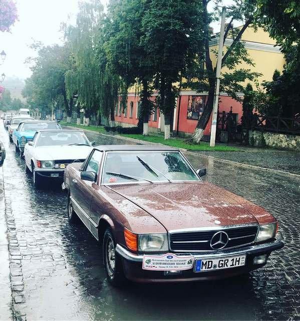Кам'янець запрошує на масштабну виставку ретро-автомобілів, фото-1