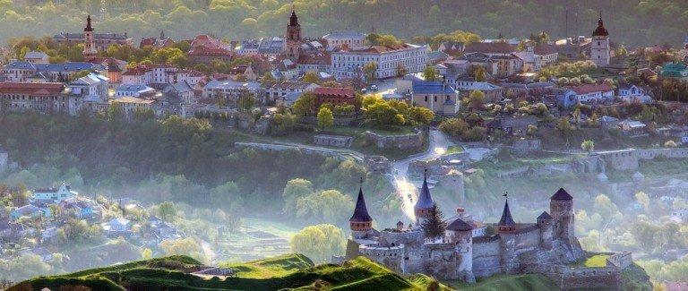 Легендарна фортеця королівського міста: історія фортеці Кам'янця, фото-11