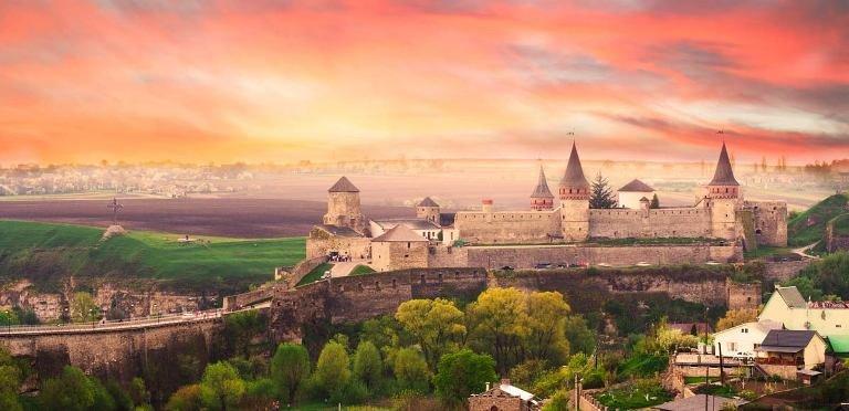 Легендарна фортеця королівського міста: історія фортеці Кам'янця, фото-2