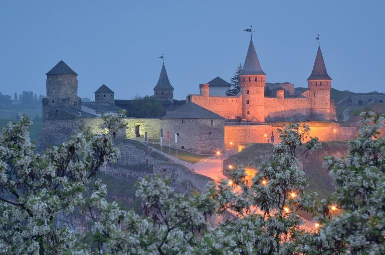 Легендарна фортеця королівського міста: історія фортеці Кам'янця, фото-16