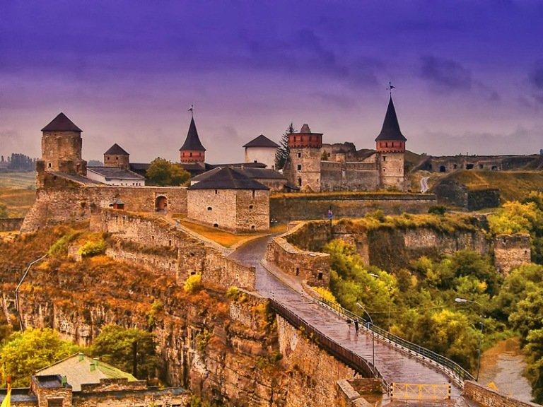 Легендарна фортеця королівського міста: історія фортеці Кам'янця, фото-15