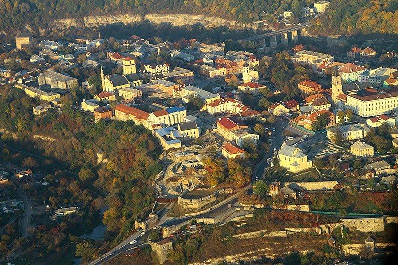 Легендарна фортеця королівського міста: історія фортеці Кам'янця, фото-13