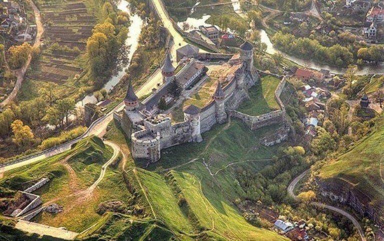 Легендарна фортеця королівського міста: історія фортеці Кам'янця, фото-14