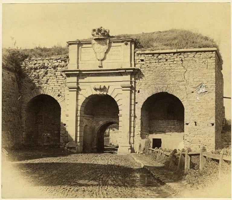 Легендарна фортеця королівського міста: історія фортеці Кам'янця, фото-6